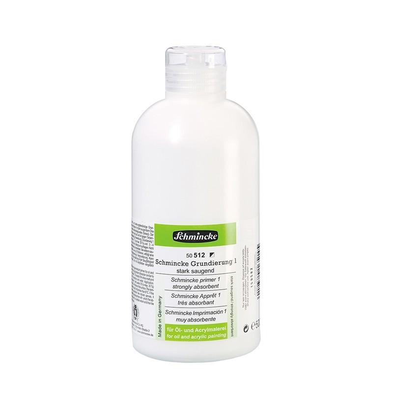 Schmincke acryl primer gesso 500 ml