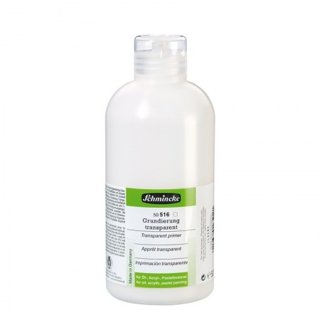 Schmincke transparent primer 500 ml