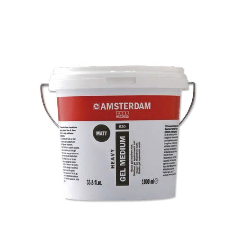 AMSTERDAM acryl gel mat 1000 ml