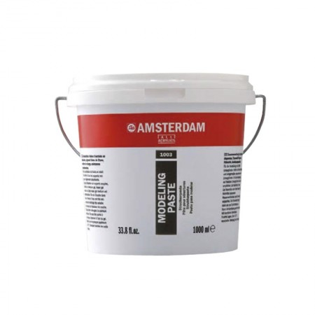 AMSTERDAM acryl modelovací pasta 1000 ml