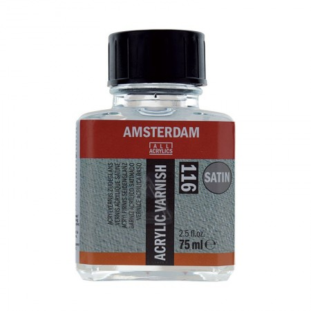 AMSTERDAM acrylic varnish polomat 75 ml