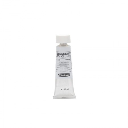 AKADEMIE oil Underpainting white 60 ml