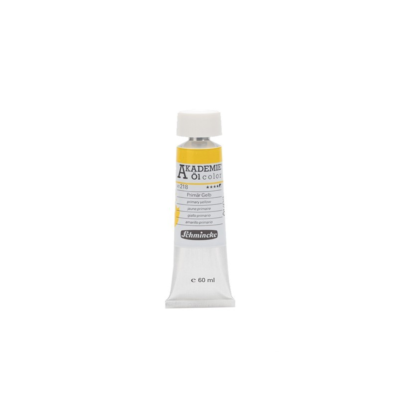 AKADEMIE oil Primary yellow 60 ml