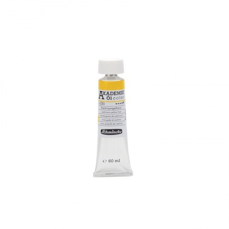 AKADEMIE oil Cadmium yellow hue 60 ml