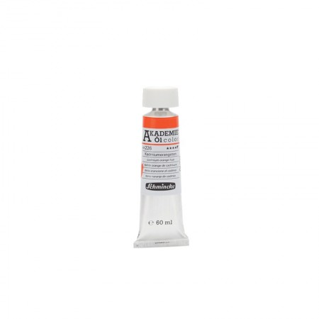 AKADEMIE oil Cadmium orange hue 60 ml