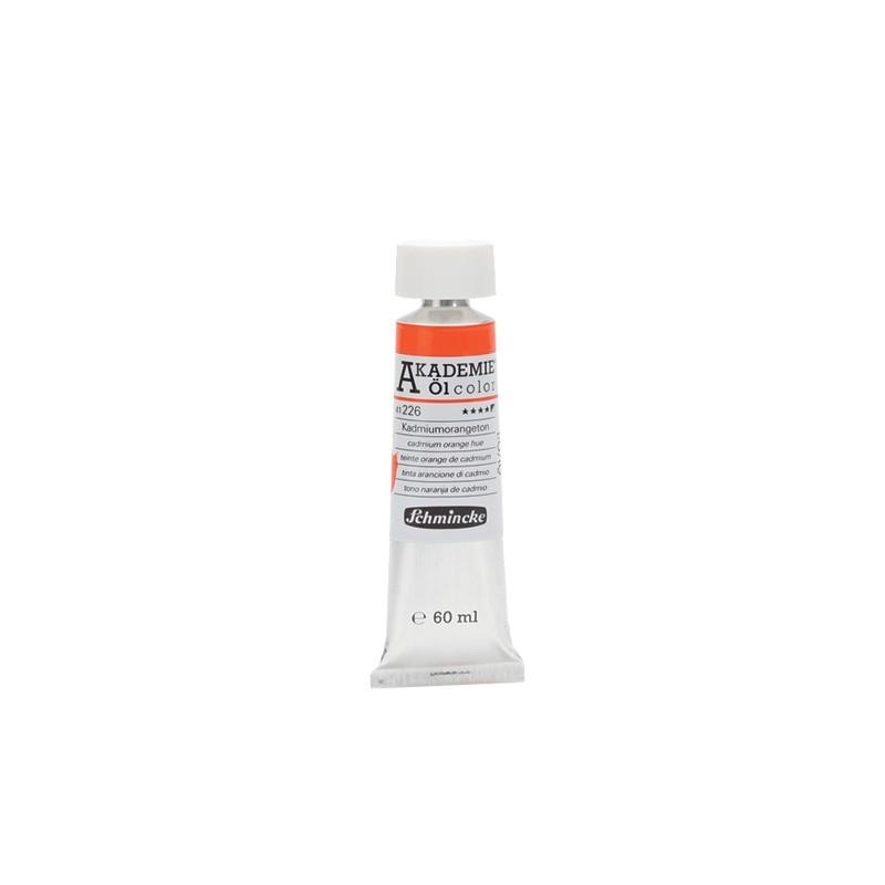 AKADEMIE oil Cadmium orange hue 60 ml