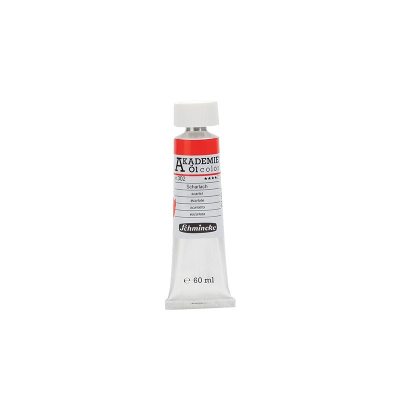AKADEMIE oil Scarlet 60 ml