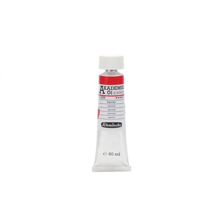 AKADEMIE oil Carmine 60 ml