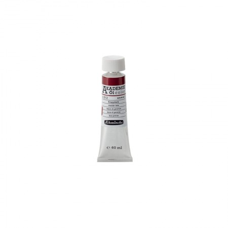 AKADEMIE oil Alizarine crimson hue 60 ml