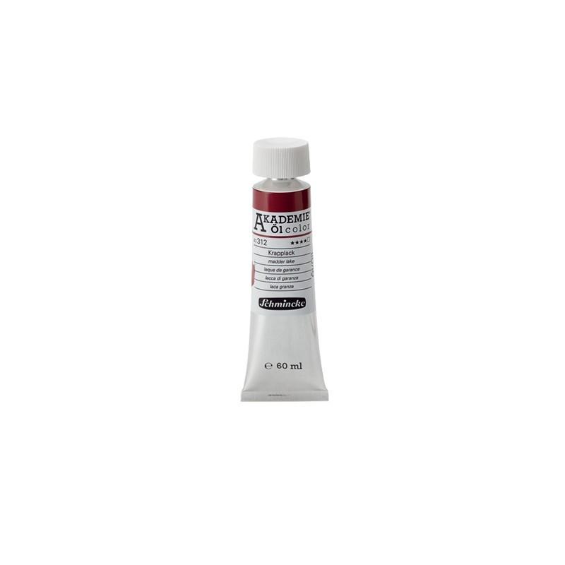 AKADEMIE oil Alizarine crimson hue 60 ml