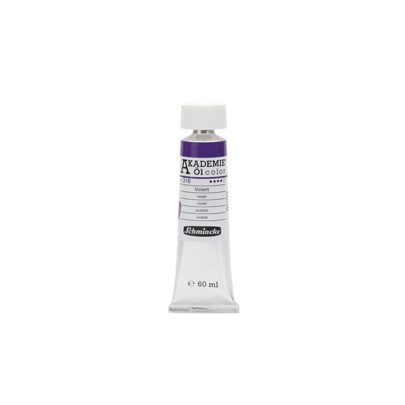 AKADEMIE oil Violet 60 ml