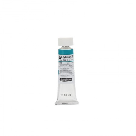 AKADEMIE oil Aquamarine turquoise 60 ml