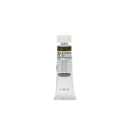 AKADEMIE oil Green earth 60 ml