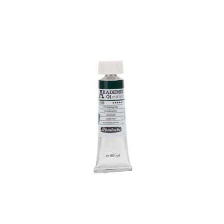 AKADEMIE oil Phthalo green 60 ml