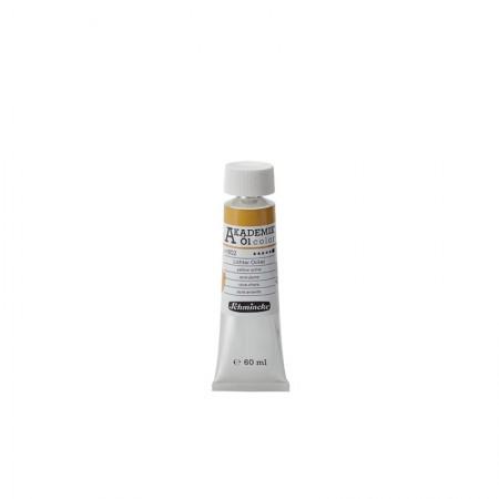 AKADEMIE oil Yellow ochre 60 ml