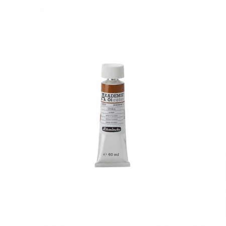 AKADEMIE oil Raw umber 60 ml