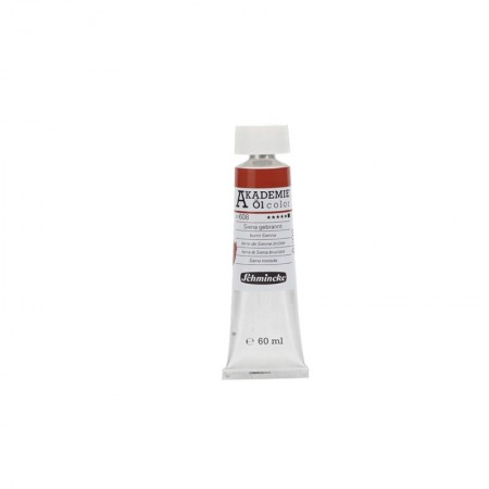 AKADEMIE oil Burnt Sienna 60 ml