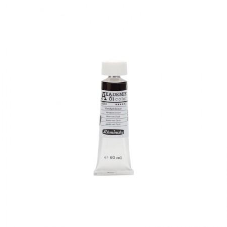 AKADEMIE oil Vandyke brown 60 ml
