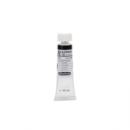 AKADEMIE oil Lamp black 60 ml