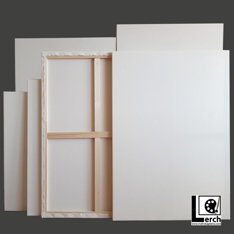 30 x 40 cm malířské plátno 100% bavlna natural
